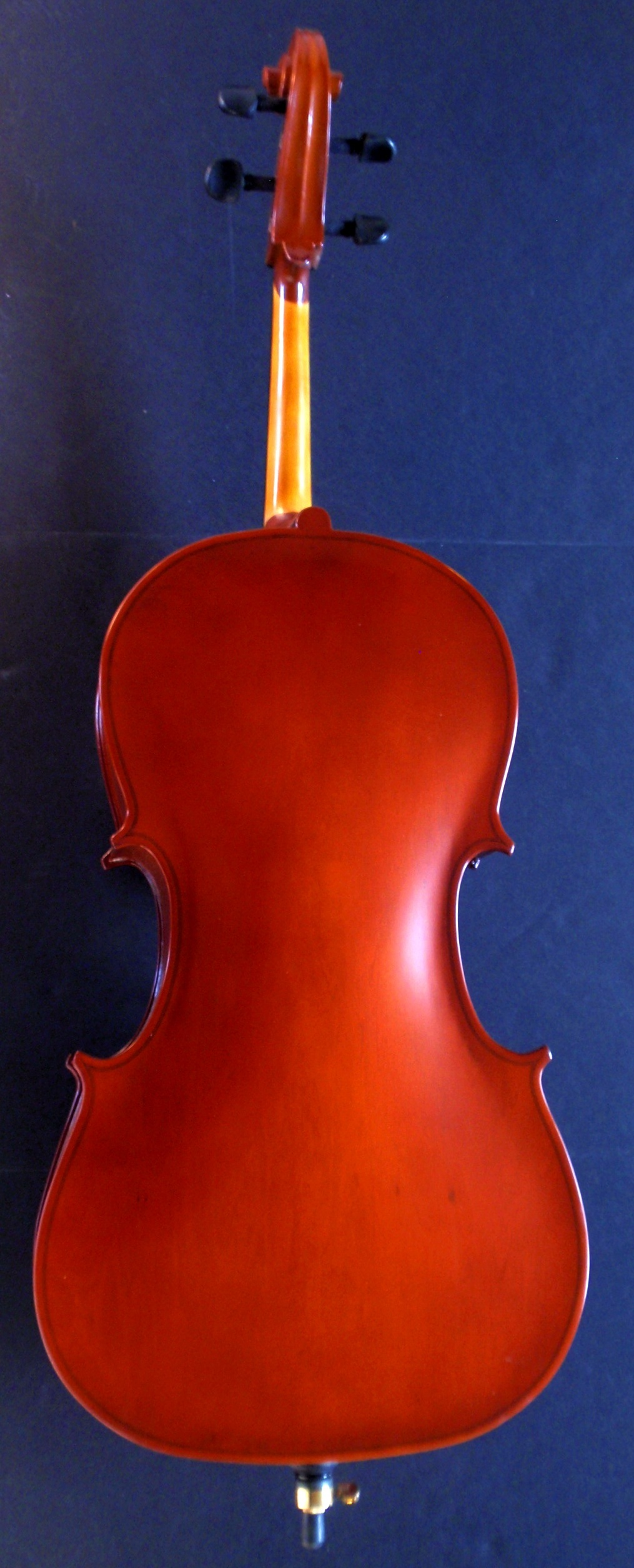 Antonius Cello Backview