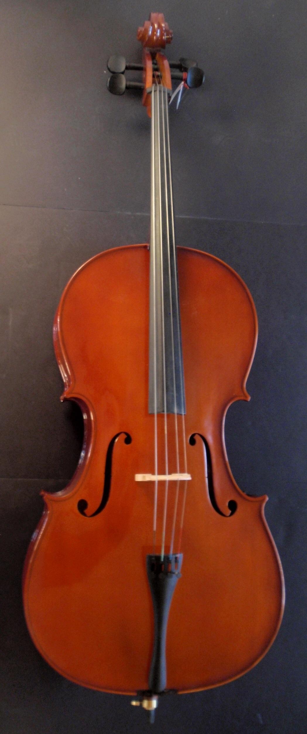Allegro Cello Frontview