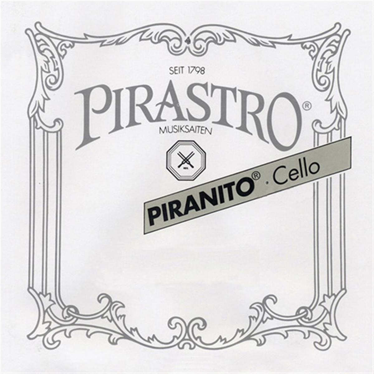 Pirastro Piranito Cello Strings
