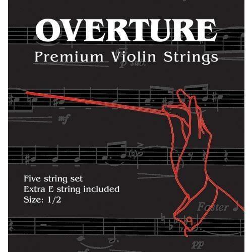 Overture Violin Strings 00002