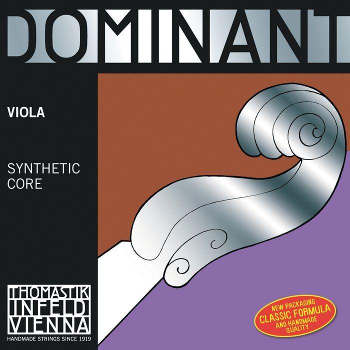 Thomastic Dominate String Viola- Perlon Core 145
