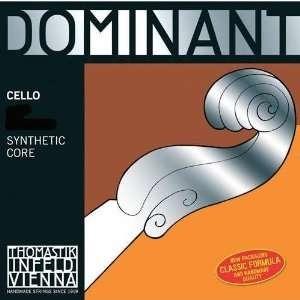 Thomastic Dominate String Cello- Perlon Core 147