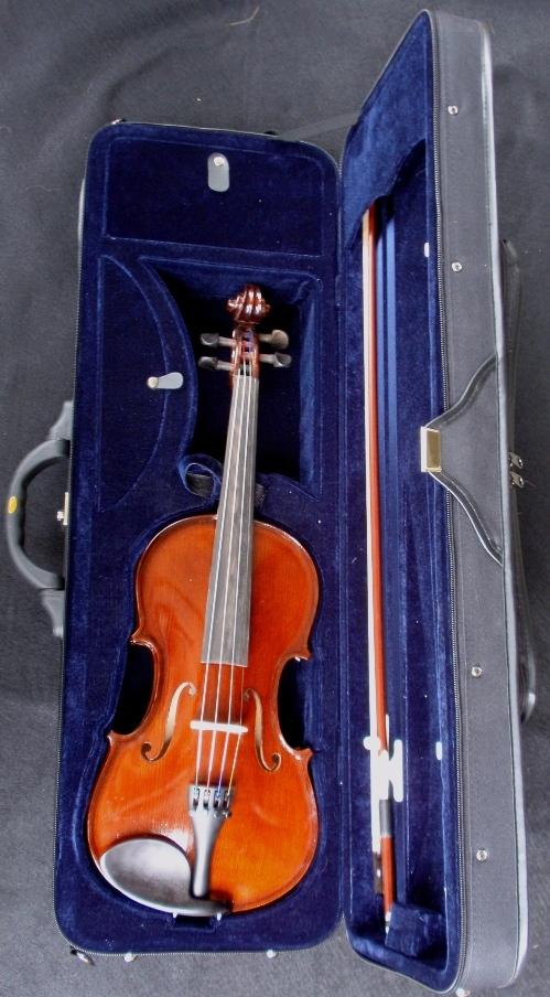 "Bella Voce ""Extraordinaire"" Violin Outfit BV100"