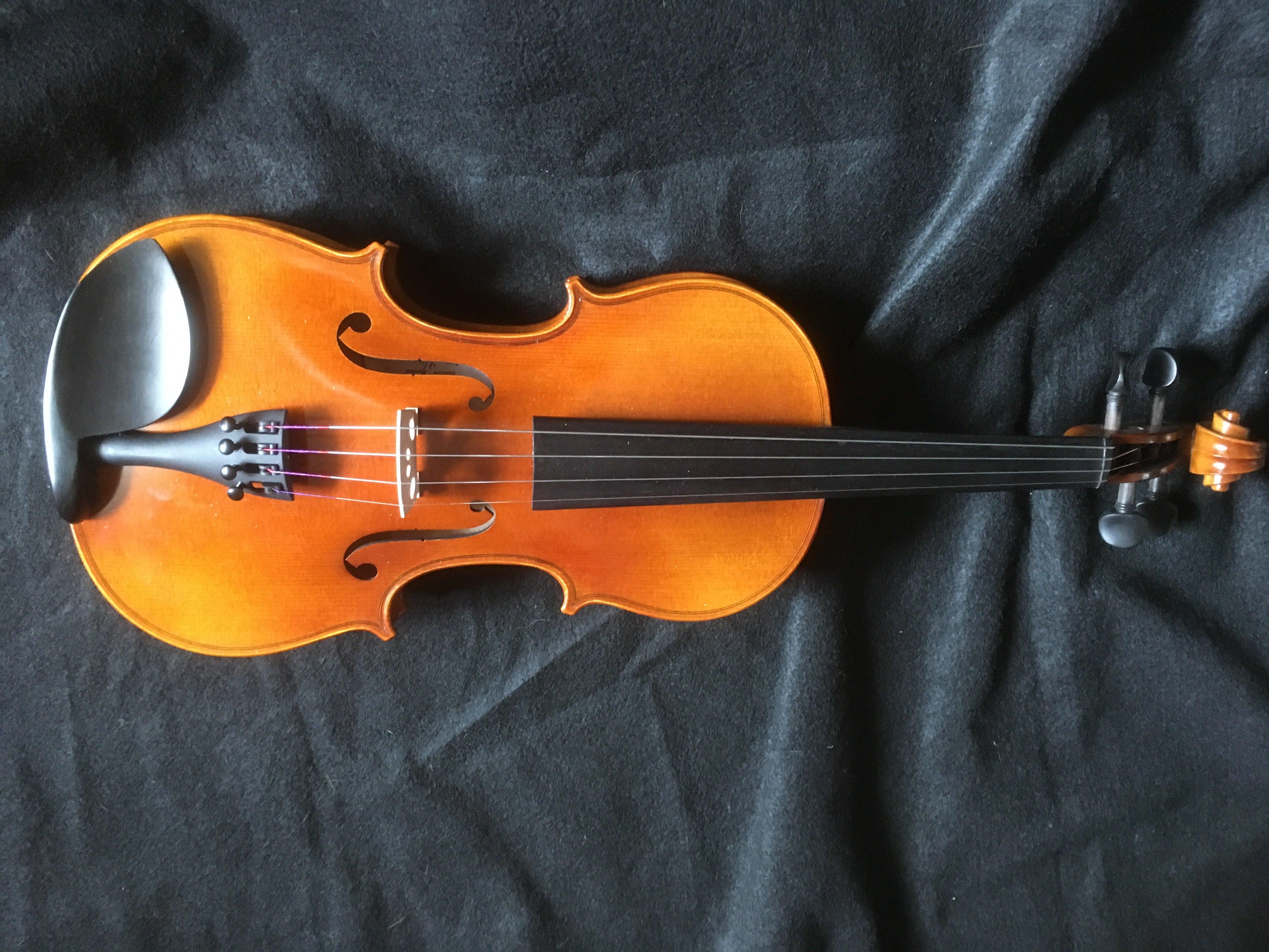 """Bella Voce """"Musica"""" Violin Outfit"""