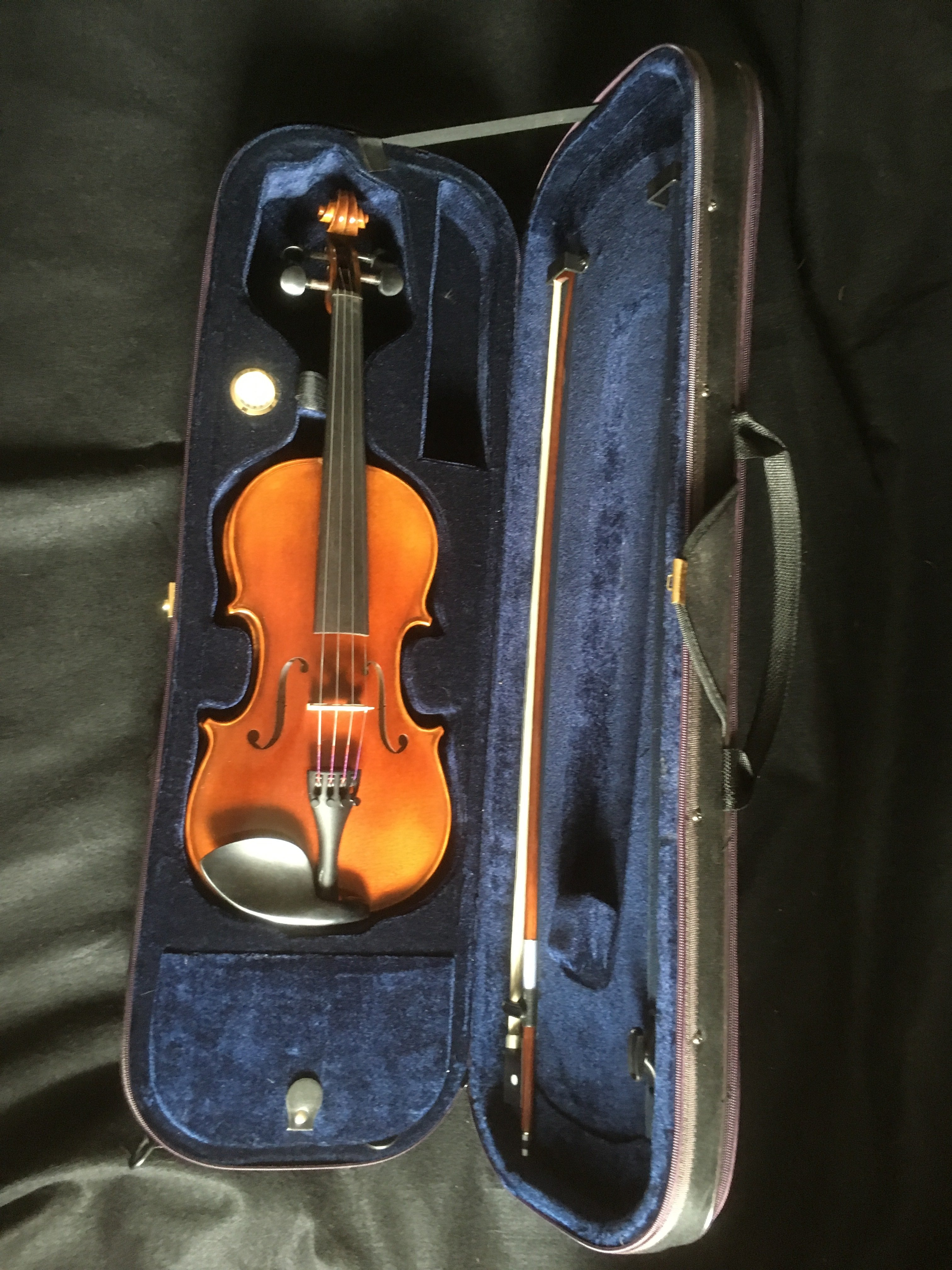 Bella Voce Supero Violin Outfit DX80VN