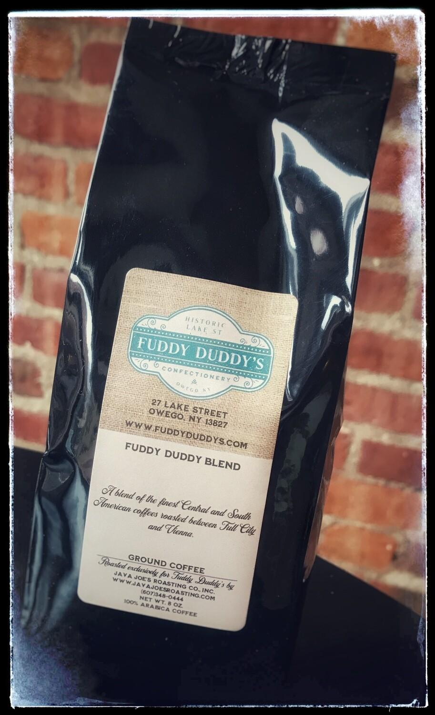 """Fuddy Duddy's """"Fuddy Duddy"""" Ground Coffee Blend"""