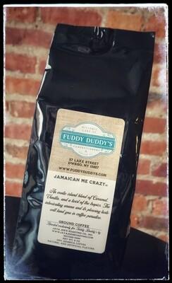Fuddy Duddy's Jamaican Me Crazy Ground Flavored Coffee