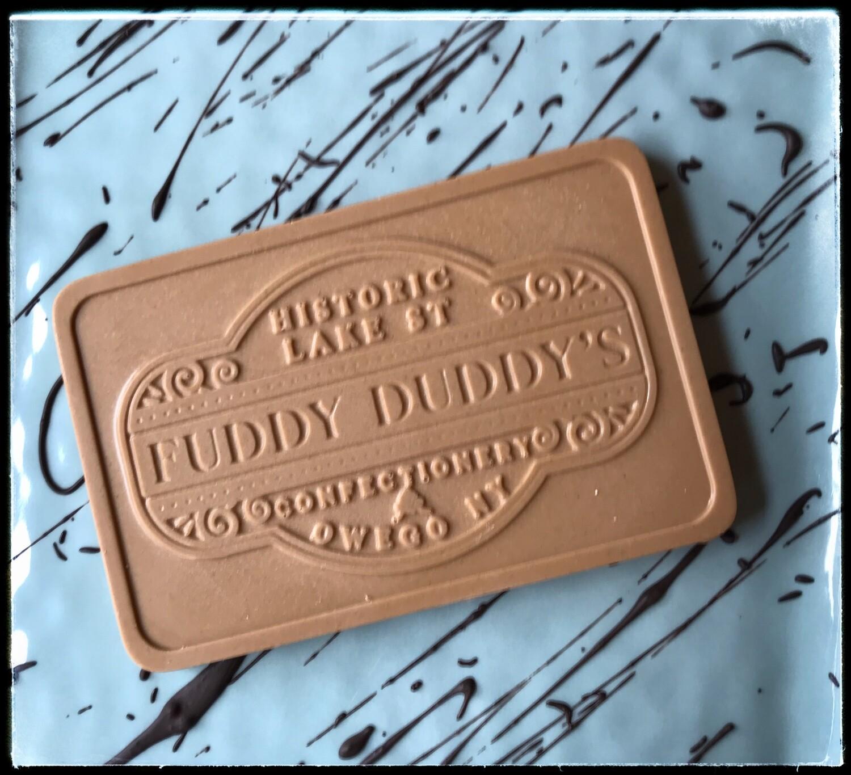 Fuddy Duddy's Peanut Butter Chocolate Bar