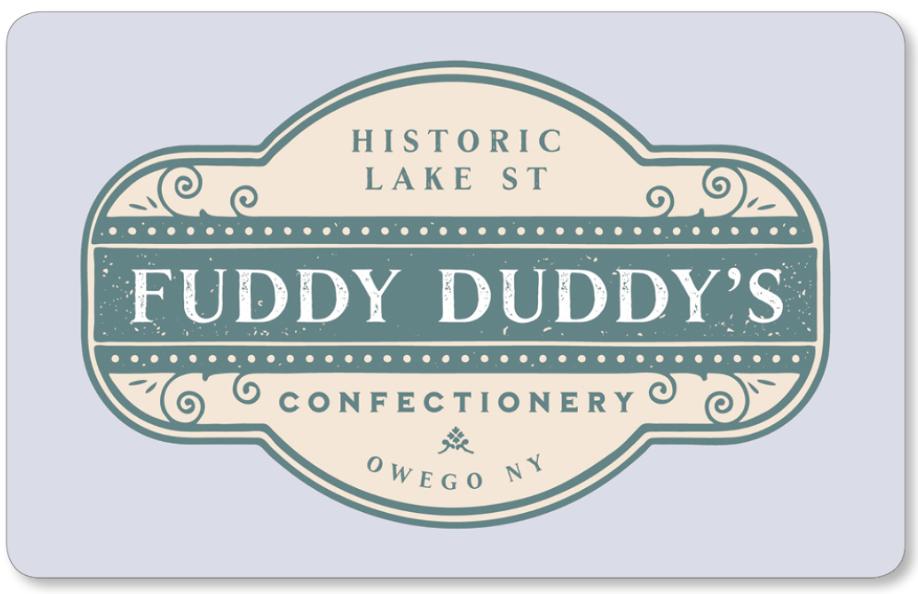 Fuddy Duddy Gift Card