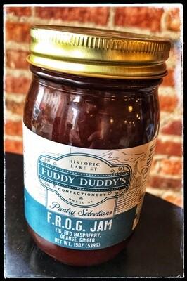 FD FROG Jam - 19 oz