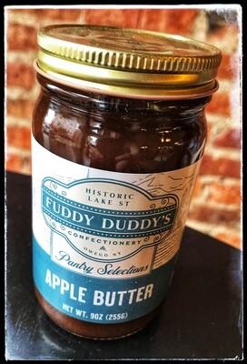 Fuddy Duddy's Apple Butter