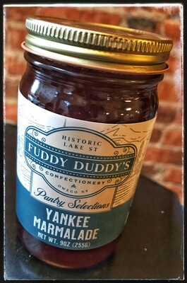 Fuddy Duddy Yankee (Orange Cranberry) Marmalade