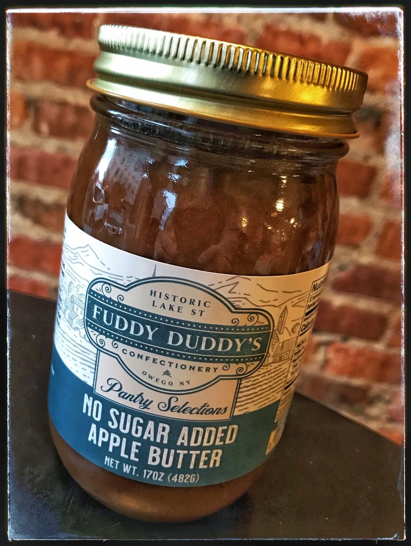 Fuddy Duddy's Apple Butter - No Sugar Added
