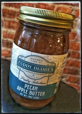 Fuddy Duddy's Pecan Apple Butter