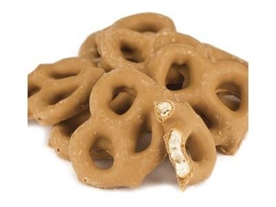 Peanut Butter Mini Pretzels