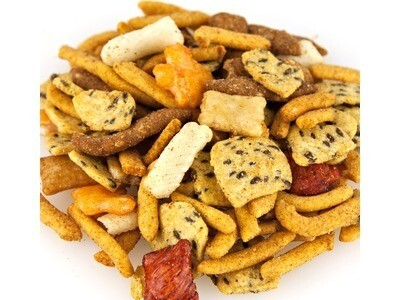 Spicy Taco Snack Mix