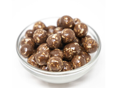 Milk Chocolate Coconut Caramelettes