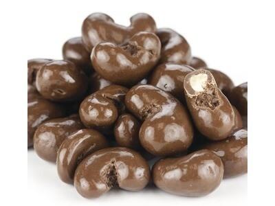 Milk Chocolate Covered Cashews