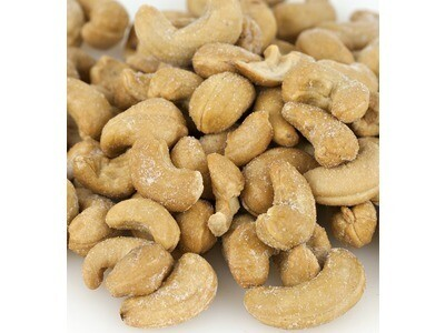Roasted & Salted Cashews