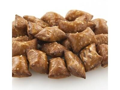 Peanut Butter Filled Pretzels