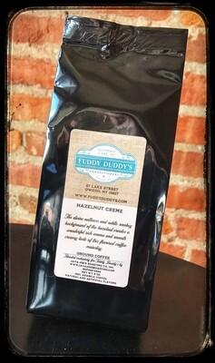 Fuddy Duddy's Hazelnut Creme Ground Flavored Coffee