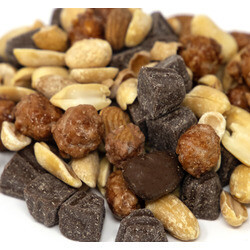 Salted Caramel Snack Mix