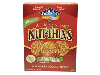 Almond Nut Thins - Sriracha