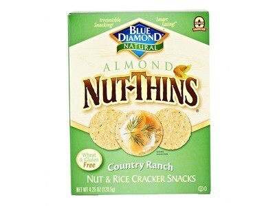Almond Nut Thins - Country Ranch