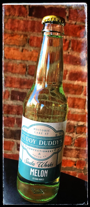 Fuddy Duddy's Melon Soda