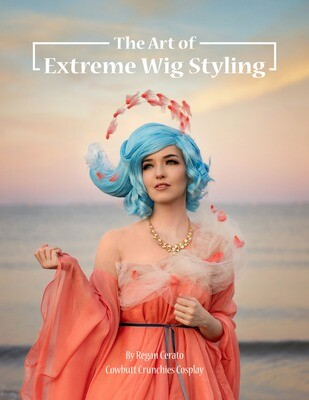 The Art of Extreme Wig Styling - Digital