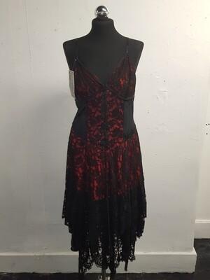 Dark star dress