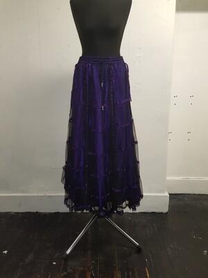 Dark star skirt