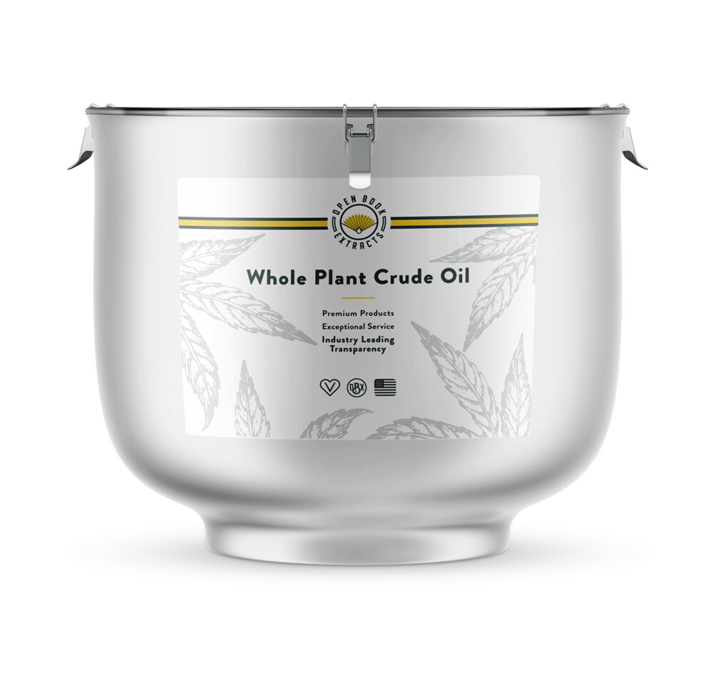 Full Spectrum Whole Plant Oil
