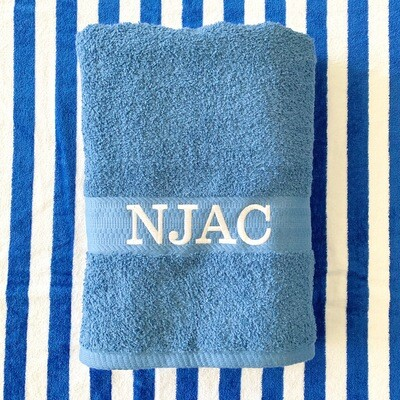 NJAC Pool Towel