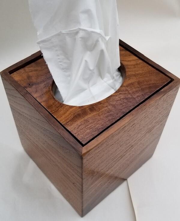 Tissue Box holder - Square
