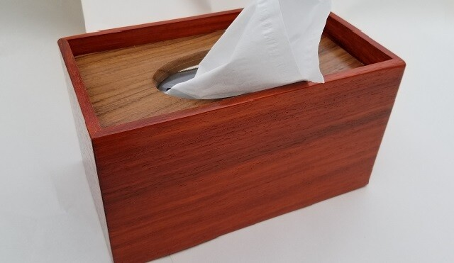 Tissue Box holder - Rectangular