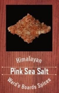 Himalayan Sea Salt