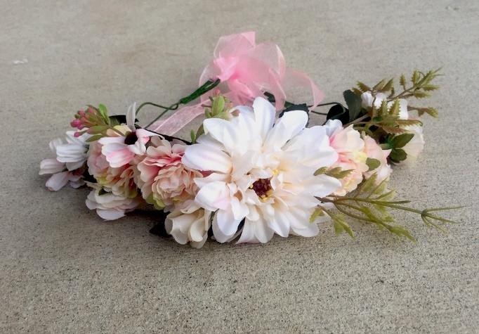 Aurelia Flower Crown
