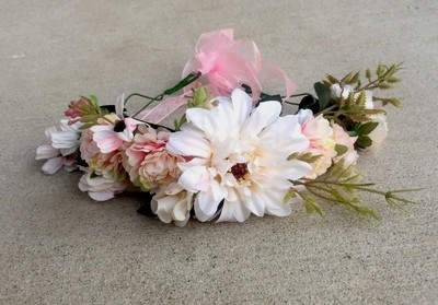 Aurelia Flower Crown