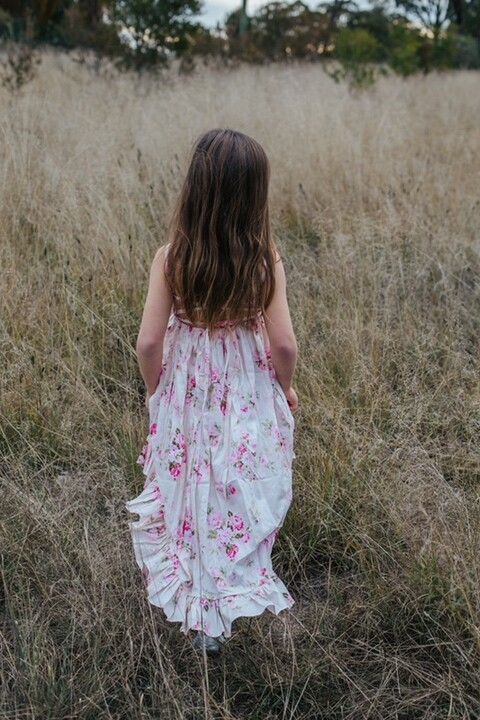 Florence Hi Low Dress | Stella