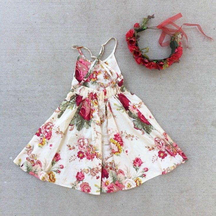 Charlotte Dress | Colours of Christmas