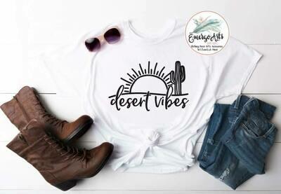 Desert Vibes Tee
