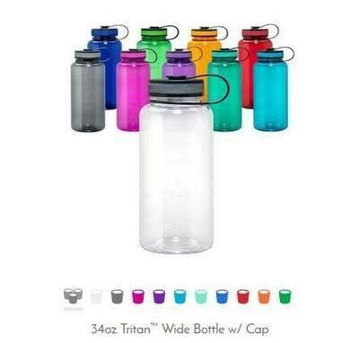 EA Custom Water Bottle - Wide