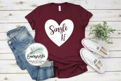 Single AF Tee