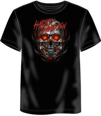 Ride the Night with Appleton H-D logo.