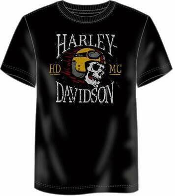 Never Back Down with Appleton H-D logo.