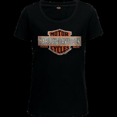 Multiply with Appleton H-D logo on back.