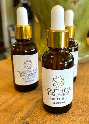 Youthful Balance Facial Oil