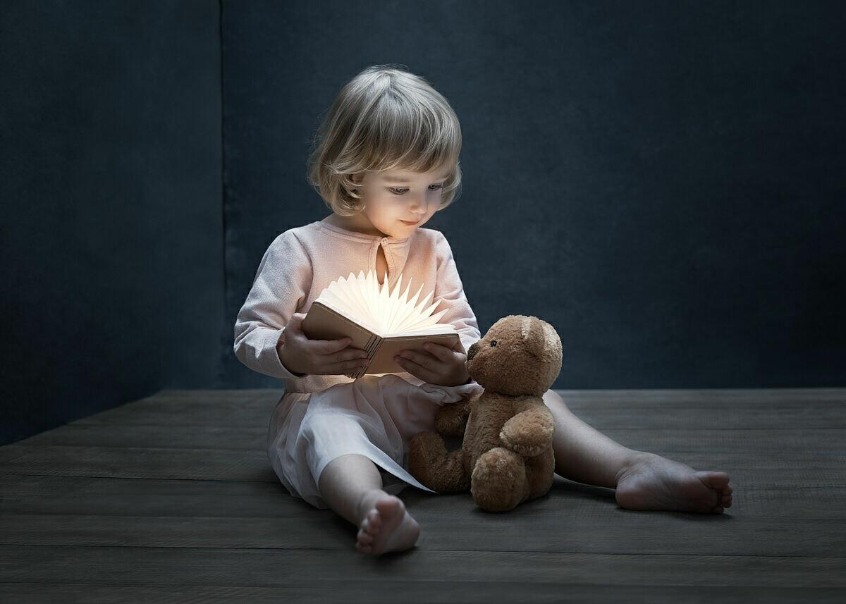 A fairytale for the bear