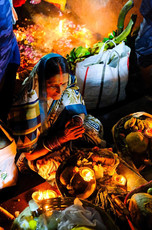 Chhath Puja's prayer